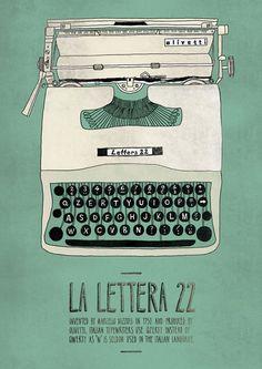 emily isles- la lettera 22