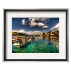 Holiday Time 2 Framed Wall Art - 13719975