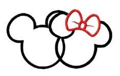 Mickey & Minnie  Tattoo