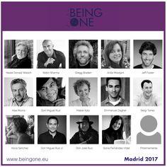 Los próximos 12, 13 y 14 de Mayo de 2017 estaré presente en la primera edición del Foro Being One en Madrid para hablar sobre qué o quiénes somos y nuestra relación con el Universo Inscríbete aquí  http://bit.ly/2gOCas3