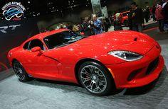 SRT Viper @ Chicago Auto Show 2013