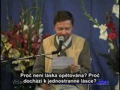 (10) Eckhart Tolle - O neopětované lásce, české titulky - YouTube Eckhart Tolle, Mindfulness Meditation, Youtube, Inspiration, Biblical Inspiration, Youtubers, Inspirational, Youtube Movies, Inhalation