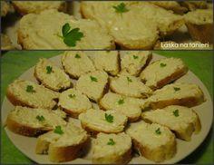 Naozaj vynikajúca nátierka :-) Mashed Potatoes, Recipies, Chicken, Meat, Breakfast, Ethnic Recipes, Desserts, Food, Anna