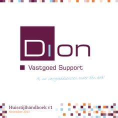 Huisstijlhandboek Dion vastgoed support