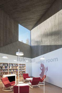 Galería de Biblioteca en Seinäjoki / JKMM Architects - 10