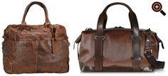 Reisetasche Leder Herren – Tasche, Weekender & Trolley vom Designer