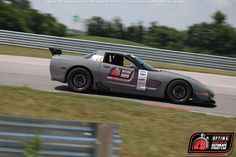 Karl Dunn will compete in the 2016 #OUSCI in his 2002 Chevrolet #Corvette See the entire field at www.optimainvitational.com