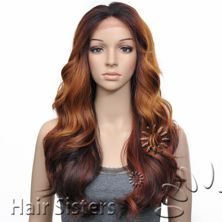 OUTRE SYNTHETIC LACE FRONT WIG ZENN (FUTURA)