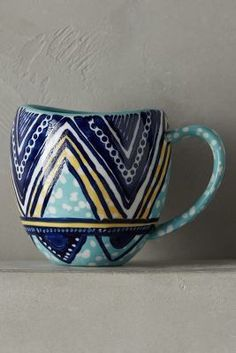 Anthropologie Habari Mug #anthrofave