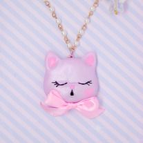 Buy directly from the world's most awesome indie brands. Or open a free online store. Kittens Cutest, Ragdoll Kittens, Funny Kittens, Bengal Cats, Kitty Cats, Kawaii Jewelry, Kawaii Accessories, Orange Cats, Norwegian Forest Cat