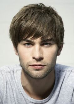 I want Caleb's hair cut like this. He is getting too shaggy!