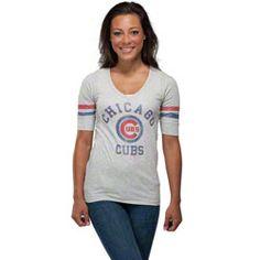 Chicago Cubs Women's '47 Brand FOG Cutter T-Shirt $31.99 http://www.fansedge.com/Chicago-Cubs-Womens-47-Brand-FOG-Cutter-T-Shirt-_868357993_PD.html?social=pinterest_pfid52-37331