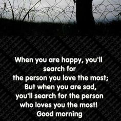 Love You The Most, When You Are Happy, Good Morning Coffee, Sad