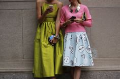 New York Fashion Week Spring/Summer 2015 Street Style Report ...