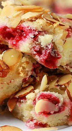 Cranberry Almond Christmas cake