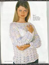 blusa de trico verde vitoria quintal receita lã - Pesquisa Google