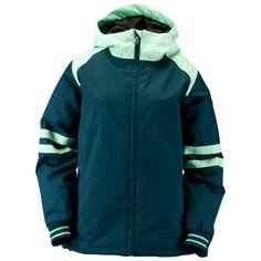 Ride Crown Insulated Women's Jacket -- BobsSportsChalet.com Online Store $179