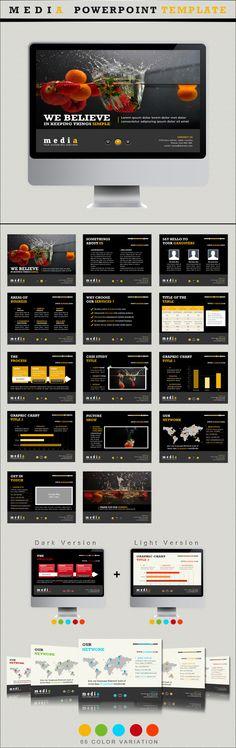 corporate Power Point Presentation Design