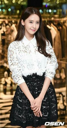 YoonA Attends Grand Opening Event for Luxury Italian Brand Sooyoung, Yoona Snsd, Snsd Fashion, Asian Fashion, Korean Beauty, Asian Beauty, Korean Girl, Asian Girl, All American Girl