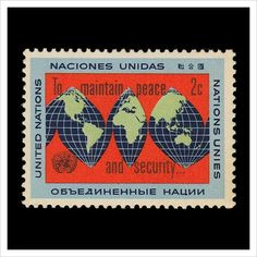 United Nations Postage Stamps – Part 4 Stamp World, Love Mail, Postage Stamp Art, Going Postal, Wolf, Love Stamps, Badge Design, My Themes, Us Map