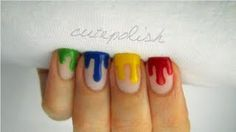 CutePolish on Youtube.  Great site with tons of video tutorials for adorable nail art!