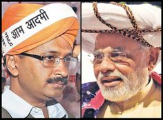Additionally, Arvind Kejriwal, head of the Aam Aadmi or Common Man Party, said he was ready to take on Mr Modi, the prime ministerial candid...