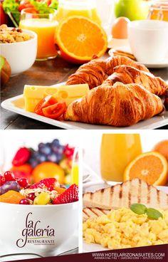 Comienza tu día con un delicioso #desayunobuffet en nuestro Restaurante la Galería. #cucuta