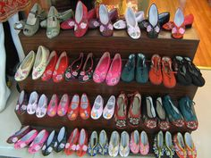 Shoes in China