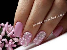 and Beautiful Nail Art Designs Fingernail Designs, Diy Nail Designs, Colorful Nail Designs, Pretty Nail Colors, Spring Nail Colors, Pretty Nails, Fancy Nails, Pink Nails, Cute Nails