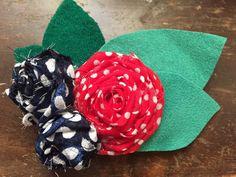 Patriotic Flowers by KrommeHomeLove