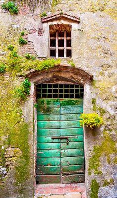 Montisi, Siena, Italy