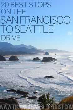 20 Best Stops on the San Francisco to Seattle Drive - - 20 Best Stops on the San Francisco to Seattle Drive U. Travel 20 Best Stops on the San Francisco to Seattle Drive – The World Was Here First Perth, Brisbane, Melbourne, Road Trip To Colorado, Oregon Road Trip, Road Trip Usa, Oregon Coast Roadtrip, Usa Trip, Pacific Coast Highway