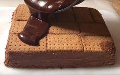 Tarta de galletas y chocolate con Thermomix Food N, Food And Drink, Chocolate Thermomix, Sweet Cooking, Pastry Cake, Chocolate Brownies, Flan, Cupcake Cakes, Bakery