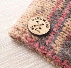 15 mm x 70 mm Personnalisé Vêtements Vêtement Étiquette Craft Sew en fait à la main business