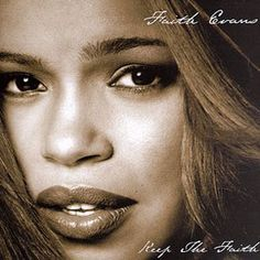 Faith Evans - Keep The Faith music CD album at CD Universe, Internet, enjoy top rated service and worldwide shipping. Soul Music, Sound Of Music, My Music, Music Stuff, Faith Evans, Cd Album, Debut Album, Bad Boy Records, Underrated Artists