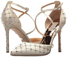 Amazon.com: Badgley Mischka  Shiloh Pump.  Also available in Pink.