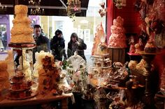 Sweet days out in the UK for chocoholics