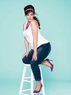 Addition Elle, Lookbook, Spring 2013, plus size, curvy, spring, fashion, trends