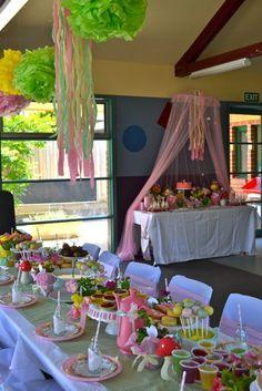 """Tea Party / Birthday """"Garden Tea Party"""""""