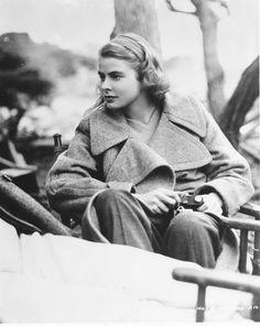 """wehadfacesthen: """" Ingrid Bergman, 1939 """""""