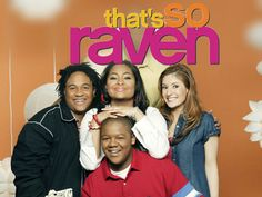 That's So Raven made its debut in 2003 and became a huge hit.