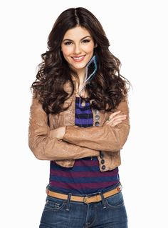 Victoria Justice, Victorious Season 3 Promo shoot.