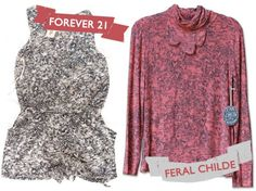 Feral Childe Slaps Forever 21 With Copyright Infringement Lawsuit