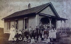 The One Room Schoolhouse