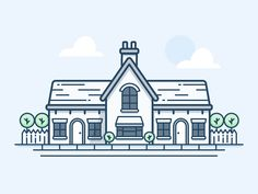 Dribbble - Linley Station by Scott Tusk