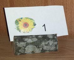 8 Rustic Tree Branch Name Card Holders, Weddings, Reunions, Parties, Meetings by OzarkCraftWood on Etsy