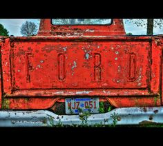 1960 FORD Tailgate by photojourney57, via Flickr