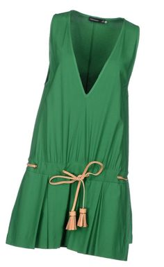 Designer Clothes, Shoes & Bags for Women Short Green Dress, Short Dresses, Summer Dresses, Chic Outfits, Pretty Outfits, Fashion Outfits, Fasion, Crepes, Green Cocktail Dress