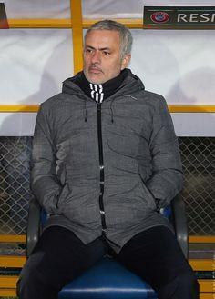 Mou gegen Rostov My Man, Boss, Football, Athletic, My Love, Sexy, Jackets, Style, Fashion