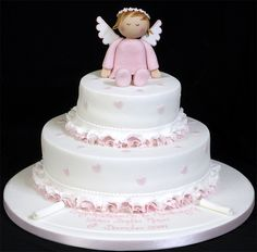 angel themed cake - Google Search